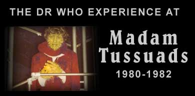 Tussauds Exhibition