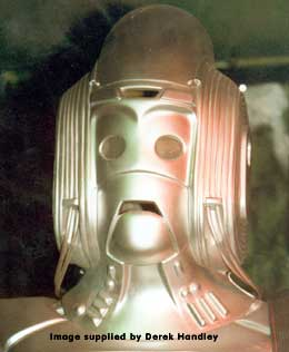 The Cybercontroller from ATTACK OF THE CYBERMEN