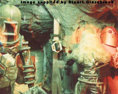 A tableau from UNDERWORLD on show in 1978