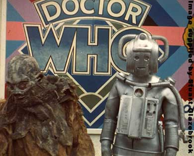 Bellal and Cyberman welcome you in 1976