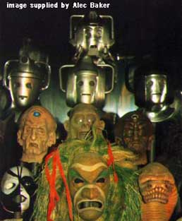 Mask collection in 1988