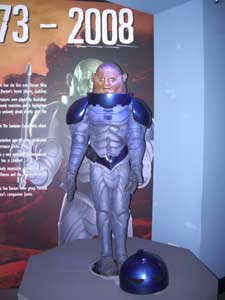 A toy Sontaran or is it real ?