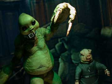 Those pesky Slitheen